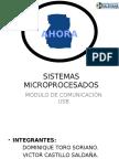 SISTEMAS MICROPROCESDOS