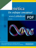 Pierce un enfoque conceptual-genetica