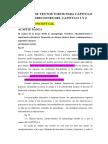 1 Sintesis de Textos Todos Para Capitulo 3 y Correciones Del Capitulo 1 y 2