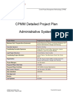Upgrade Baseline Plan
