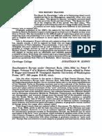 Review Southeastern Europe Under Ottoman Rule 1354-1804b