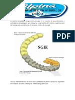 plan de gestión integral de energia  alpina