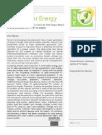 Shaktisteller Energy SSE Newsletter April-17