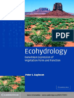 Eco Hydrology