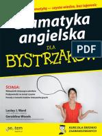 Gramatyka angielska dla bystrzaków - Lesley J. Ward, Geraldine Woods [HQ].pdf