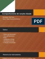 Apresentação Felipe 1