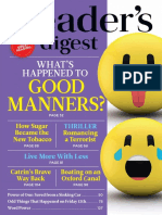 Reader's Digest January 2017