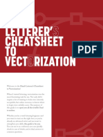 The Hand-Letterer's Cheatsheet to Vectorization
