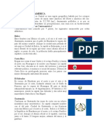 Paises de Centroamerica