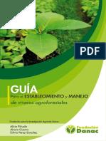 Guia Para El Establecimiento y Manejo de Viveros Agroforestales