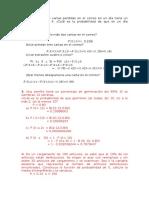 Ejercicios Binomial