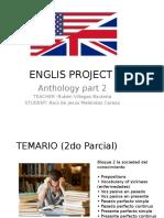 Proyecto 2da Parte de Ingles