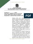 Ação Civil Pública Lagoa Da Precabura Ambiental Ilegitimidade