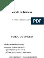 Fundo de Maneio
