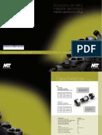 Catalogo MT Accesorio Galvanizado NSH