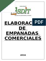 Empanadas Comerciales