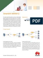 MA5612 Brief