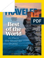 National Geographic Traveller - January 2015