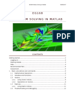 Matlab Chapter 1