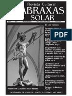 Revista Cultural Abraxas Solar No 05, 2010 05-06