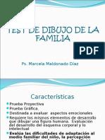 Test de Dibujo de La Familia (ppt power point)