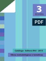 Catalogo Rhj Vol 3b 101114