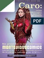 MVD Comics 2017 Programa