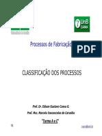 Aula 1_Classificação Dos Processos