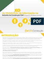 E-book Fluxo Da Mobilidade de Informacao Na Industria Da Construcao Civil