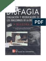 DISFAGIA Evaluacion y Tratamiento de Los Trastornos de La Deglucion