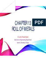 Chapter13 Roll of Metals