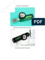 Flowmeters and Regulators