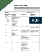 Exemplo Dicionário Da EAP - MSWGR