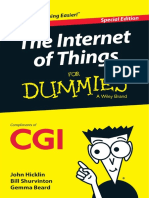 The Internet of Things for Dummies