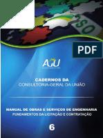 AGU - Manual de Obras e Servicos de Engenharia