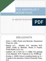 Recursos Minerales y Energéticos2013-1