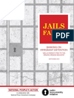""" Wells Fargo and Private Prisons "" 2012 Report"