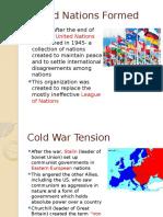 cold war-eisenhower elected