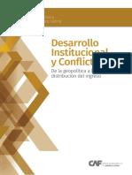Desarrollo Institucional y Conflicto