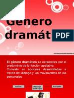 PowerPoint Género dramático libro fu.ppt
