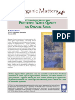 Protecting Water Quality on Organic Farms