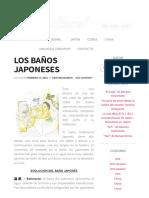 Los Baños Japoneses