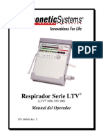 LTV 950 Operators Manual Spanish