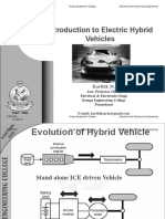 1. Introduction to Hybrid Electric Vehicles - An Overview