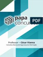 GE2017InformticaCsar Vianna SegurancaDaInformacaoAula01