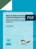 Hacia un sistema de proteccion en Ecuador, CEPAL, Cesar Carranza..pdf