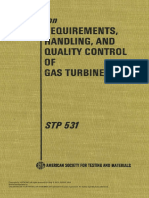 STP531-EB-DL 19194 - Gas Turbine Fuel