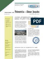 Boletim Informativo Alfacomp - V1E1-  Simae Joaçaba