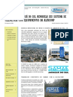Boletim Informativo V2E3 - SAMAE JARAGUÁ DO SUL