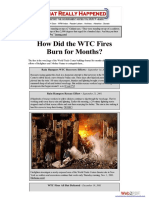How Did the WTC Fires Burn for 3 Months www-whatreallyhappened-com.pdf